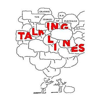 Talking Lines by R. O. Blechman - 9781897299852 Book