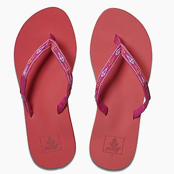 Reef Womens Sandals ~ Ginger tropical sunset
