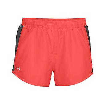 Under Armour Fly By Short 3'' 1297125-641 Womens shorts