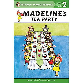 Madeline's Tea Party (Penguin Young Readers Madeline - Level 2
