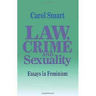 Law, crime and sexuality