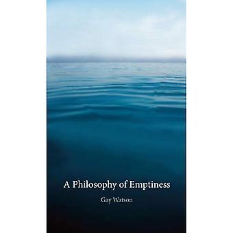 Eine Philosophie der leere