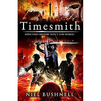 Timesmith (den Timesmith Chronicles)