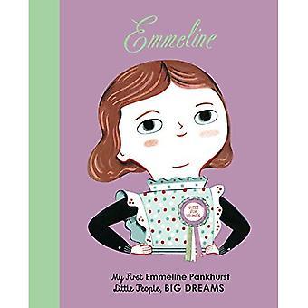 Emmeline Pankhurst: My First Emmeline Pankhurst (Little People, BIG DREAMS) [styrelse bok]