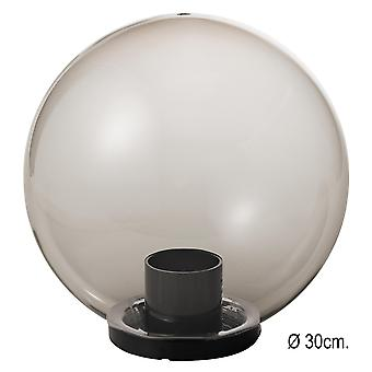 Variona globe lamp 30cm - fumé