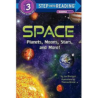 Tila: Planeetat, kuut, tähdet ja enemmän! (Vaihe osaksi käsittelyssä)