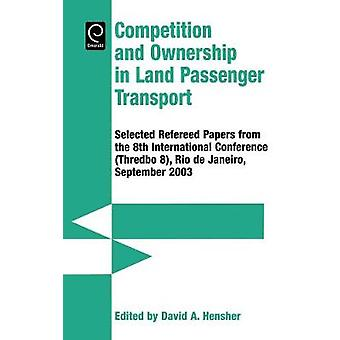 Comp  Ownership Land Pass Trans by Hensher