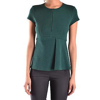 Pinko Green Acrylic T-shirt