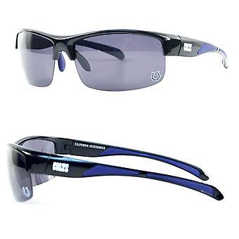 NFL potros de Indianapolis polarizado gafas de sol de hoja