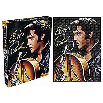 Elvis Presley 1968 1000 piece jigsaw puzzle  690mm x 510mm    (nm)