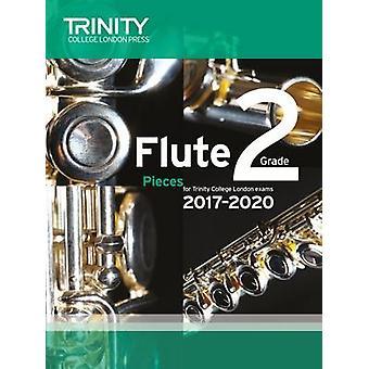Flute Exam Pieces Grade 2 2017 2020 (Score & Part) - 9780857364975 Bo