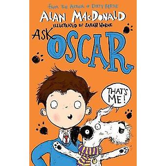 Ask Oscar by Alan MacDonald - 9781405287227 Book