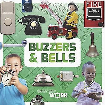 Buzzers & Bells by Alex Brinded - 9781786373052 Book