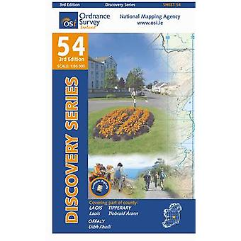 Laois - Offlay - Tipperary by Ordnance Survey Ireland - 9781907122576