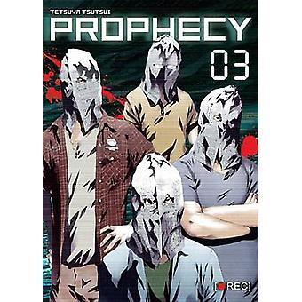 Prophecy Part 3 by Tetsuya Tsutsui - 9781939130785 Book