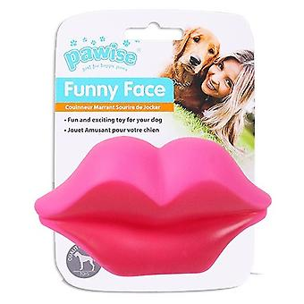 Pawise Juguete Funny Face Labios para Perros (Dogs , Toys & Sport , Chew Toys)