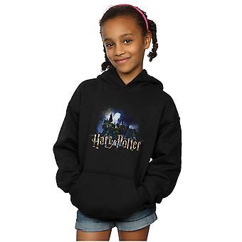 Hary Potter Girls Hogwarts Castle Hoodie