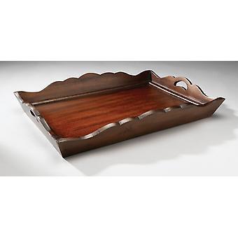 AA importieren 43554-WL Holz Serviertablett