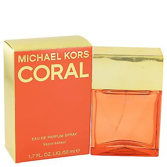 Michael Kors Coral by Michael Kors Eau De Parfum Spray 1.7 oz / 50 ml (Women)
