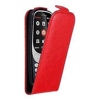 Cadorabo Case for Nokia 3310 Case Cover - Phone Case in Flip Design with Magnetic Closure - Case Cover Case Case Case Case Book Folding Style