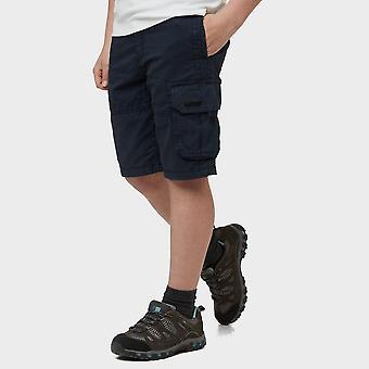 New Regatta Boy's Shorewalk Shorts Black