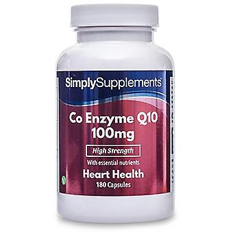Co-enzyme-q10-100mg - 60 Capsules