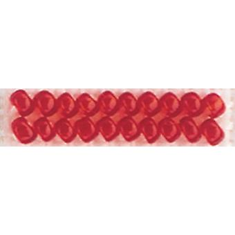 Mill Hill Glass Seed Beads Economy Pack 9.08 Grams Pkg Red Red Gbec 22013