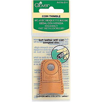 Leather Coin Thimble 614C