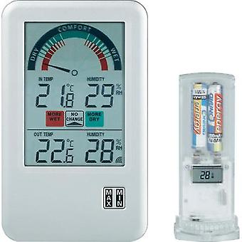 TFA Wireless Thermometer/ Hygrometer with Sensor