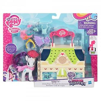 Hasbro My Little Pony Friendship Is Magic Fluttershy Cottage Playset