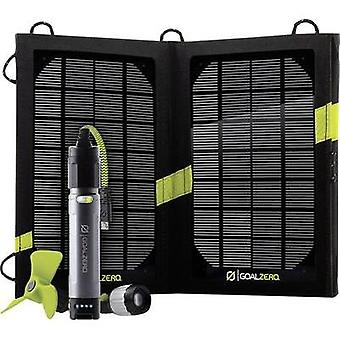 Solar charger Goal Zero Nomad 7 - Switch 10 Power Kit 21013 Charging current (max.) 1100 mA Capacity (mAh, Ah) 3000 mAh