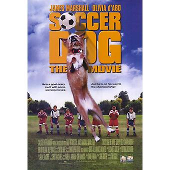 Soccer Dog Movie Poster Print (27 x 40)