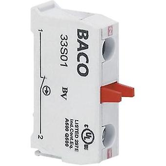 BACO BACO N/A 33S01 SPDT-NC Screw terminals
