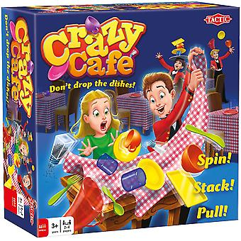 Tactic Crazy Cafe Family Board Game