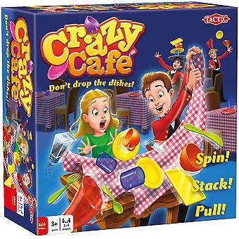 Taktik skøre Cafe familie brætspil