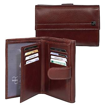 Dr Amsterdam ladies wallet Vegio Chestnut