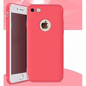 TPU pour Apple iPhone plus de 6 / 6 s plus rose