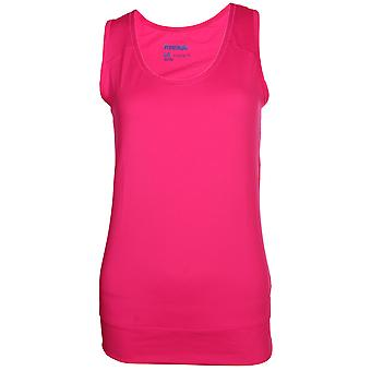 Reebok Sport Essential PlayDry Womens Training Fitness Tank Vest Pink