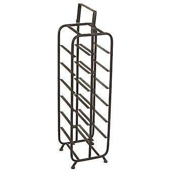 Wellindal Botellero Grande negro (Home , Kitchen , Wine and Bar , Racks)