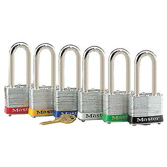 Masterlock Assortment Of Steel Padlocks N