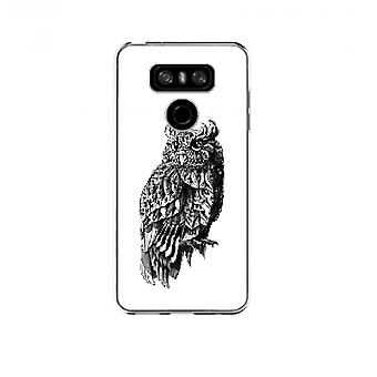 Owl cover for LG G6