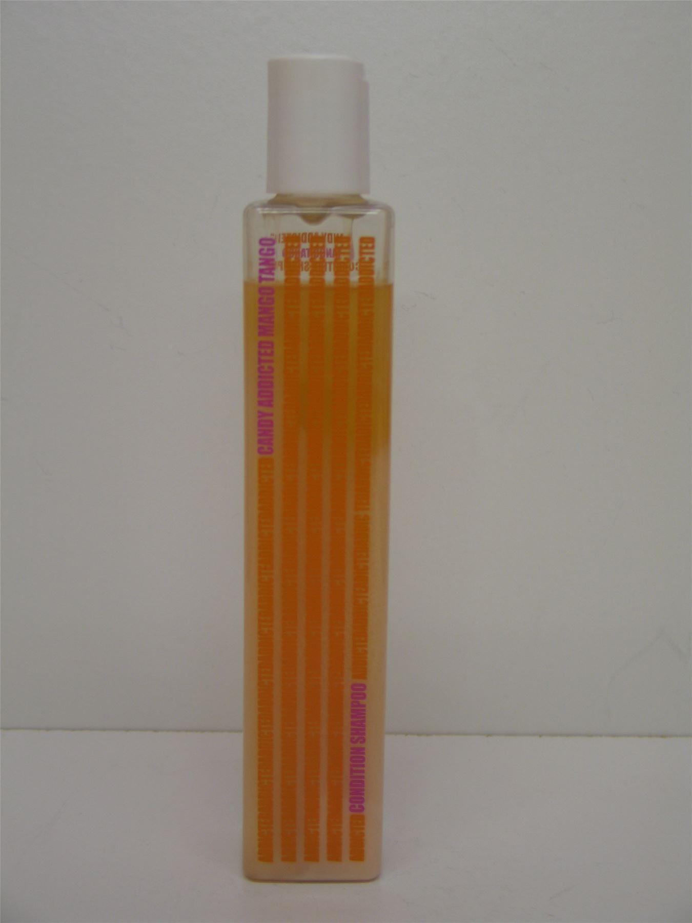 2 x Candy Addicted Mango Tango Condition Shampoo 2 x 250ml