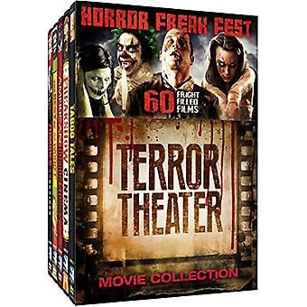 Horror Freak Fest: Bundle Pack [DVD] USA import