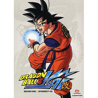 Dragon Ball Z Kai: Season 1 [DVD] USA import