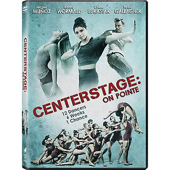 Center Stage: On Pointe [DVD] USA import