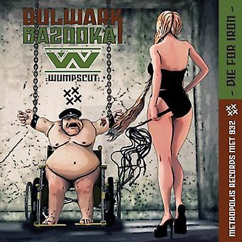 Wumpscut - bålverk Bazooka [CD] USA import