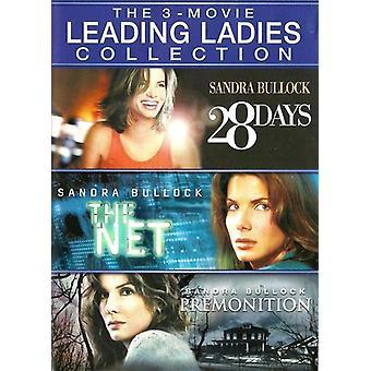 28 Days / Net / Premonition [DVD] USA import