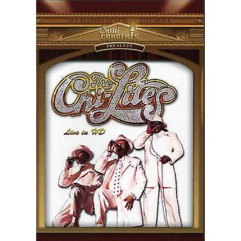 Chi-Lites - The Chi-Lites Live in Concert [DVD] USA import