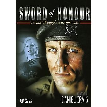 Sword of Honour [DVD] USA import