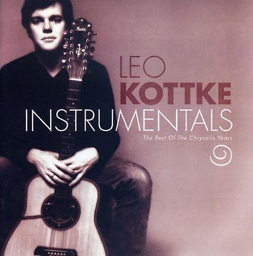 Leo Kottke - beste van de Chrysalis jaar [CD] USA import